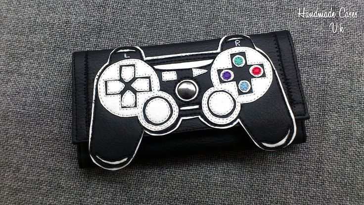 Play Station / ps controller..Tobacco Case with Synthetic Leather https://www.facebook.com/Vassoartistiko