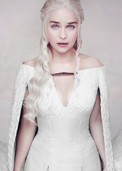I SO love this picture - the eyes, the dress. She is beautiful