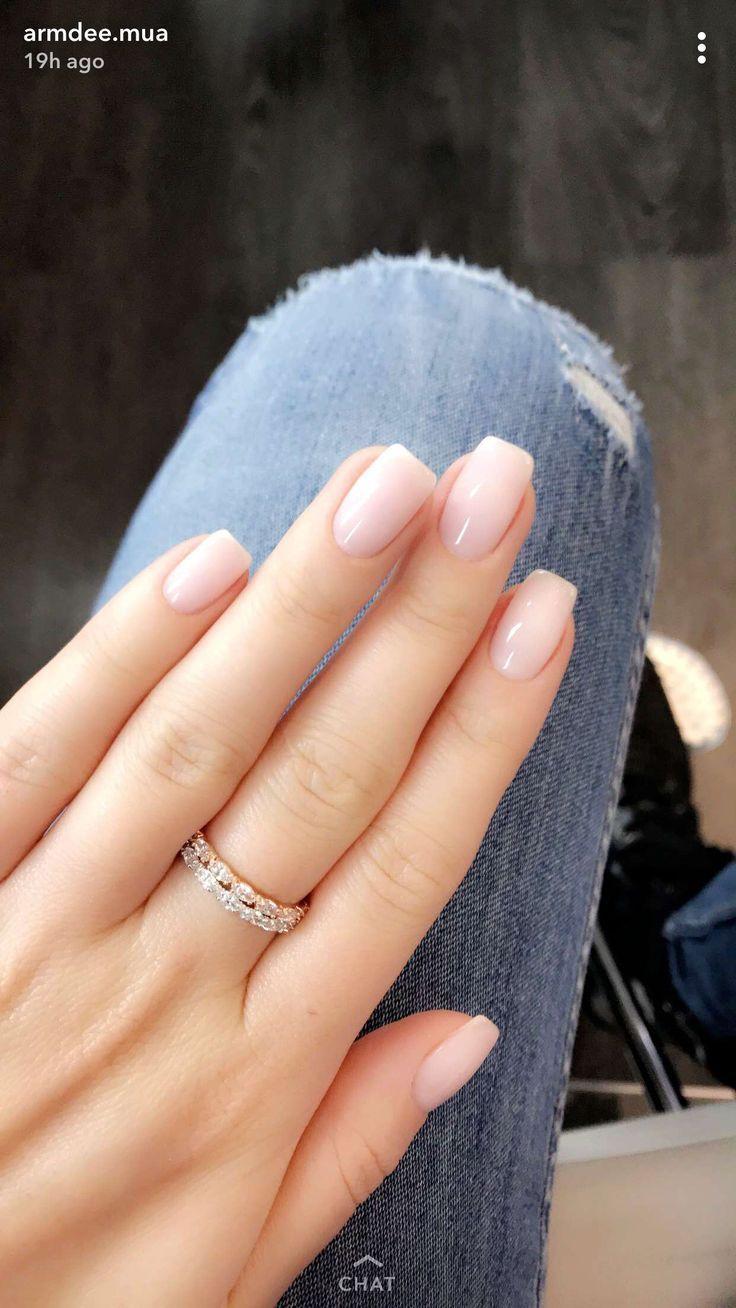 Natural nails #nail #natural – Violeta Rico-#Nail #Nails #natural #Rico #viole