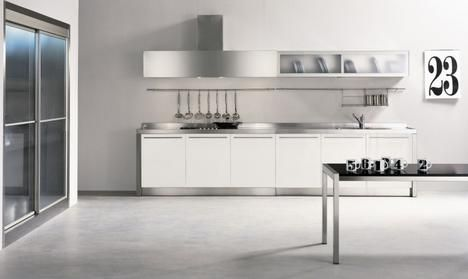 new xera kitchen line
