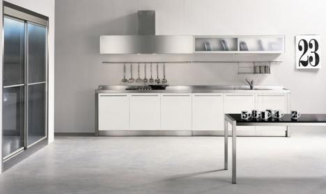 new xera kitchen line