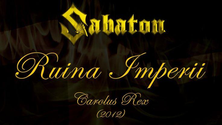 Sabaton - Ruina Imperii (Lyrics Svenska & English)