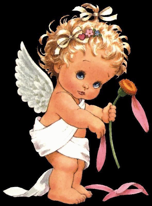 Мой милый ангелочек картинки