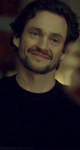 Will smiling at Molly (3.08)