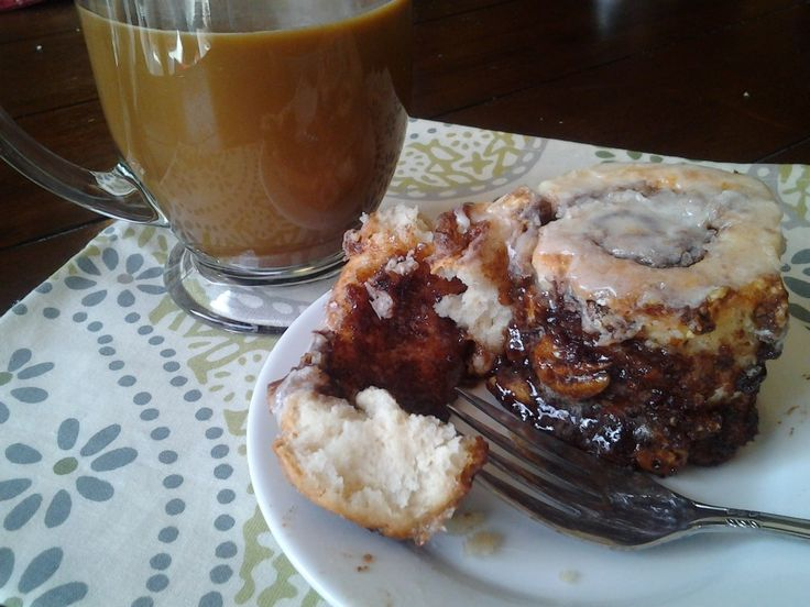 Maple Pecan Cinnamon Rolls - homemade with no rising | I ...