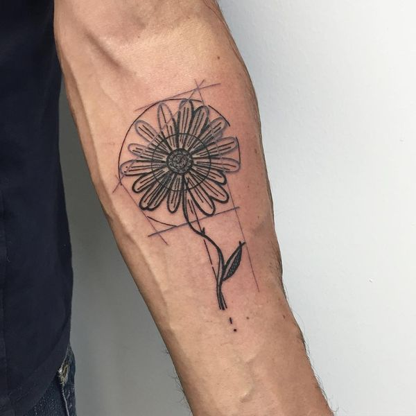 25 best ideas about daisies tattoo on pinterest for Daisy of love tattoo sleeve