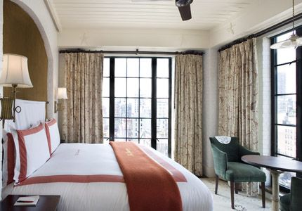 Bowery Hotel, New York, NY