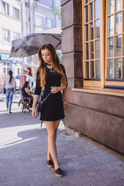 #summerstyle #dress #zara #espadrilles