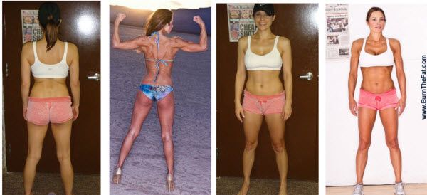 From Lean To Ripped: How To Get In Fitness Model Shape in