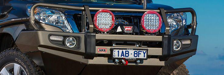 ARB 4×4 Accessories | Toyota Landcruiser Prado 150 SERIES PRADO (2013 - present) - ARB 4x4 Accessories