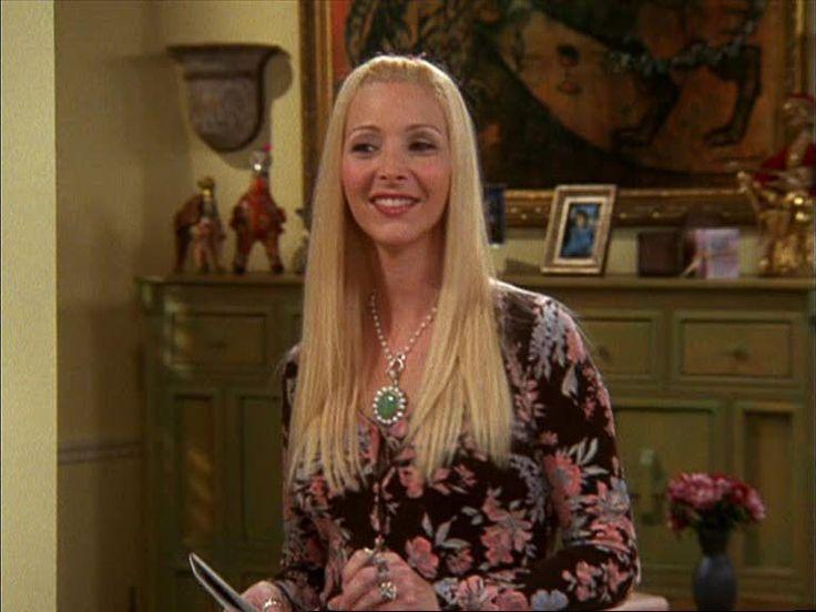 Phoebe in Friends #creator #archetype #brandpersonality