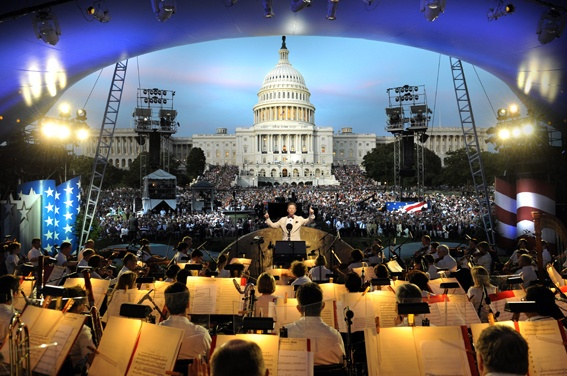 National Memorial Day Concert | PBS tonight Sunday May 26, 2013