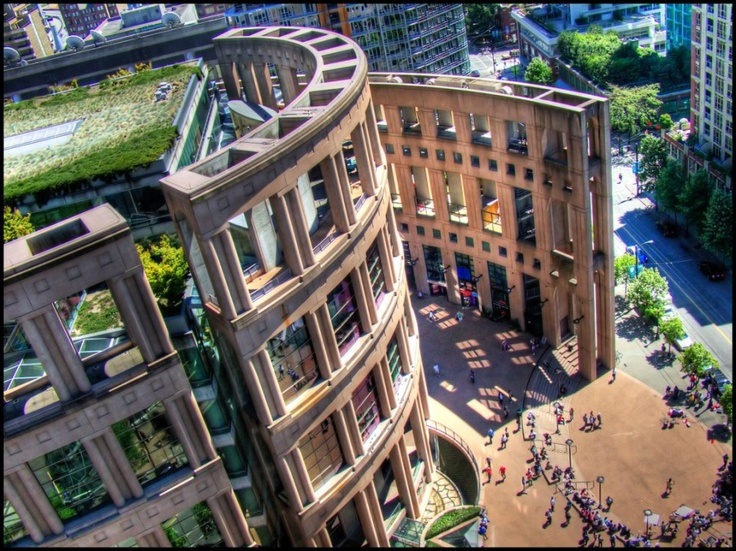 Vancouver Central Library – Vancouver, BC, Canada