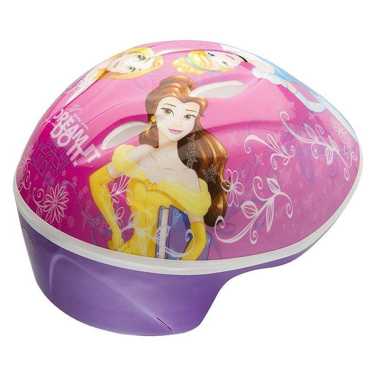 Disney Princess Toddler Girl True Fit Helmet by Bell, Multicolor