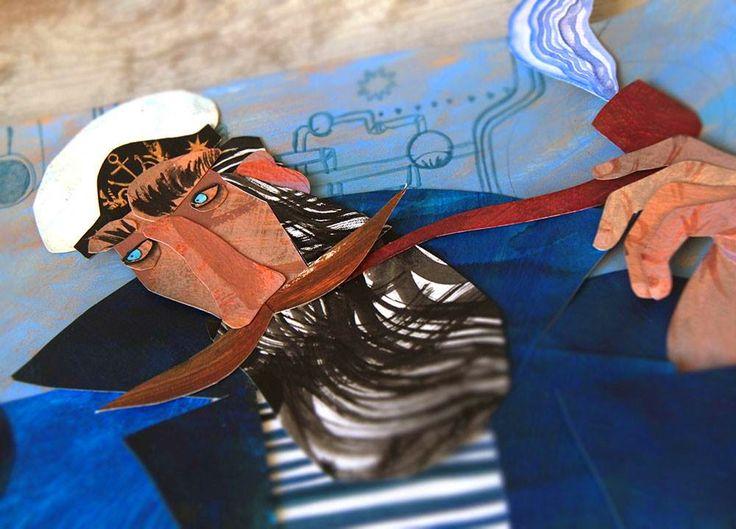 Victoria Semykina Antolini's 'The Real Boat'