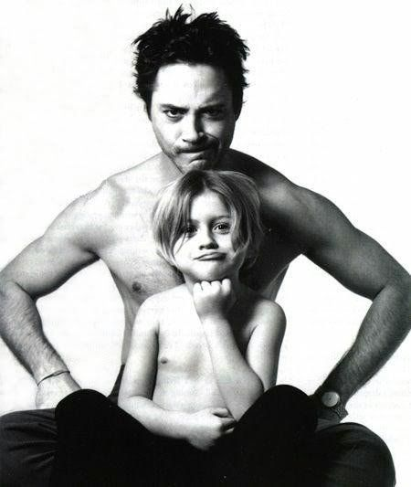 Robert Downey Jr. and Indio