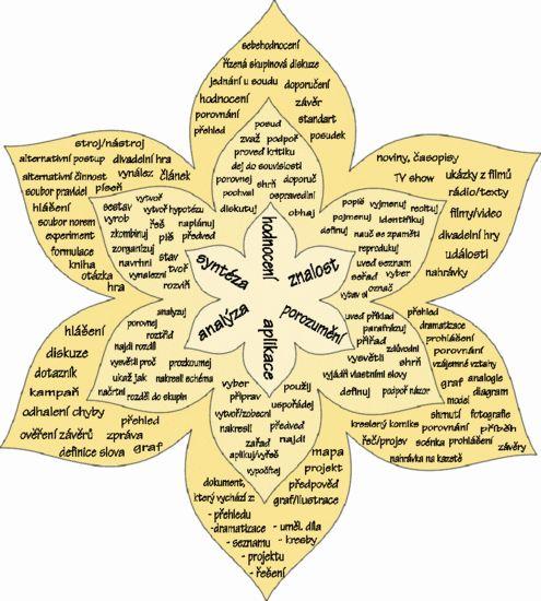 Image result for bloomova taxonomie