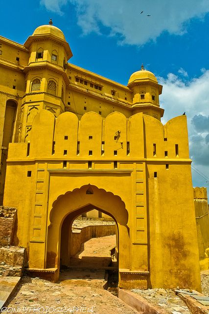 Amber Fort, Jaipur                                                                                                                                                     More