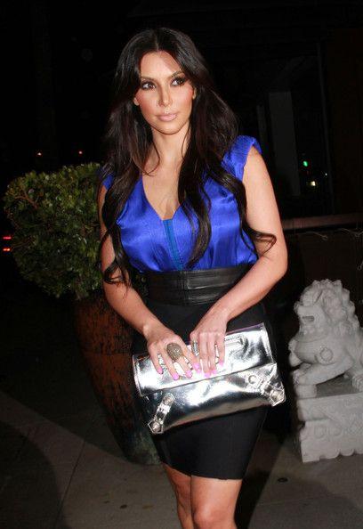 Kim Kardashian - Miles Austin and Kim Kardashian in Beverly Hills