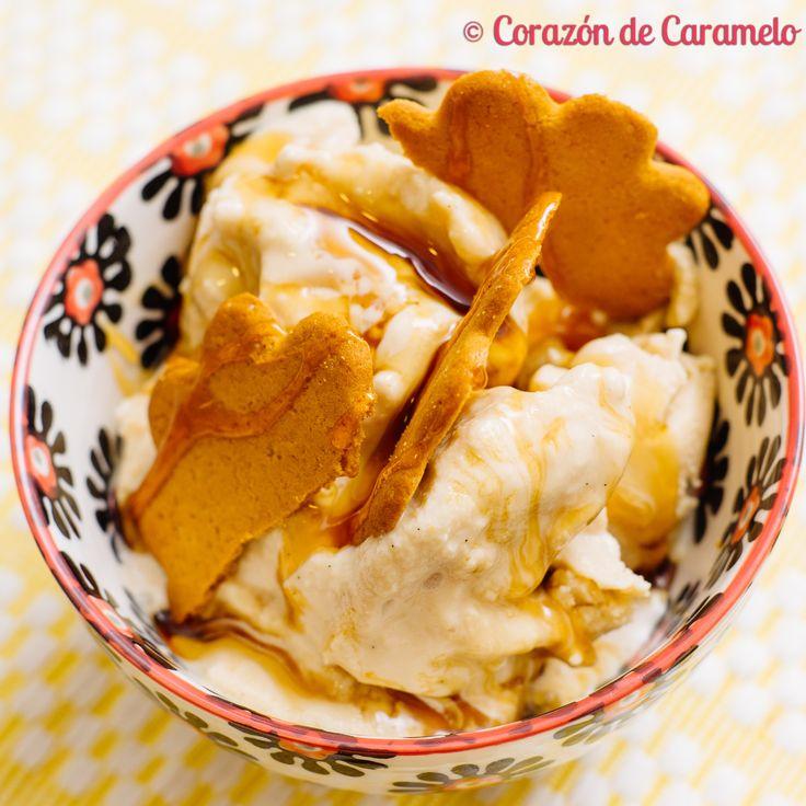 https://flic.kr/p/vVPn2y | Helado de Te Chai | Blog Corazón de Caramelo www.corazondecaramelo.es