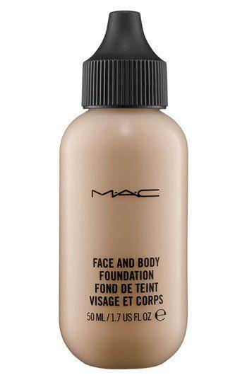 MAC Face & Body foundation in N7