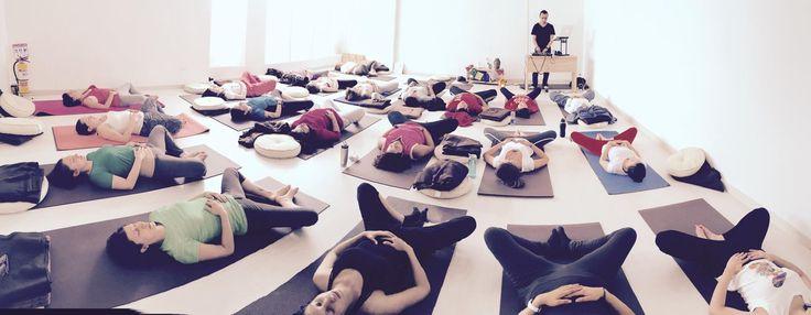 Yoga + Dj