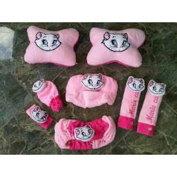 Bantal Mobil Set 6 In 1 Cat Marry Pink Muda https://www.bukalapak.com/chamboja