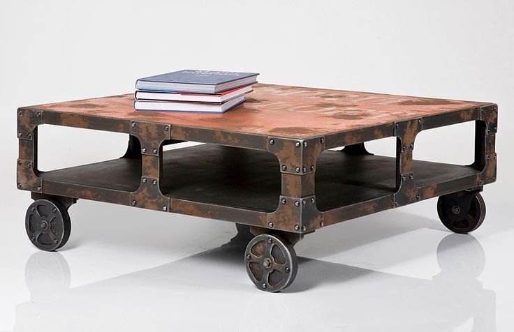 cool for a coffee table
