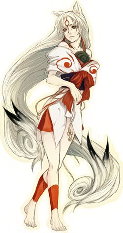 Amaterasu human - Google Search | cosplay | Pinterest | Amaterasu Google search and Google