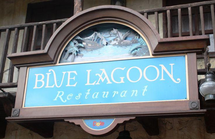 Blue Lagoon Restaurant (Disneyland Paris)