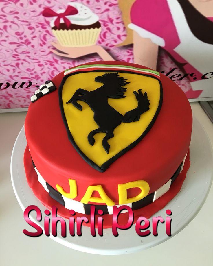 Ferrari pasta ferraricake butikpasta