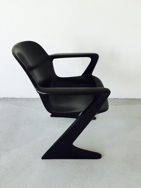 Stühle   Z Stuhl By Ernst Moeckl   Ein Designerstück Von Lyphy Bei DaWanda