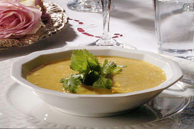 Mulligatawny- suppe