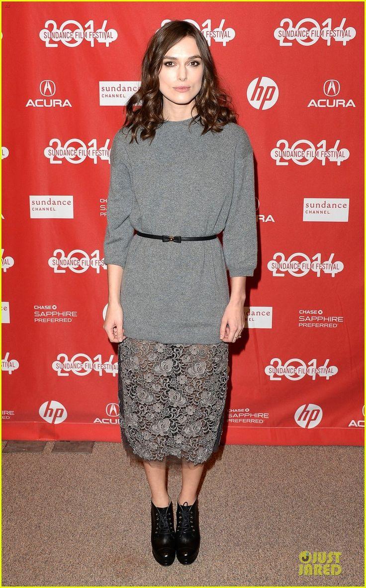 Sundance Film Festival 2014: Keira Knightley