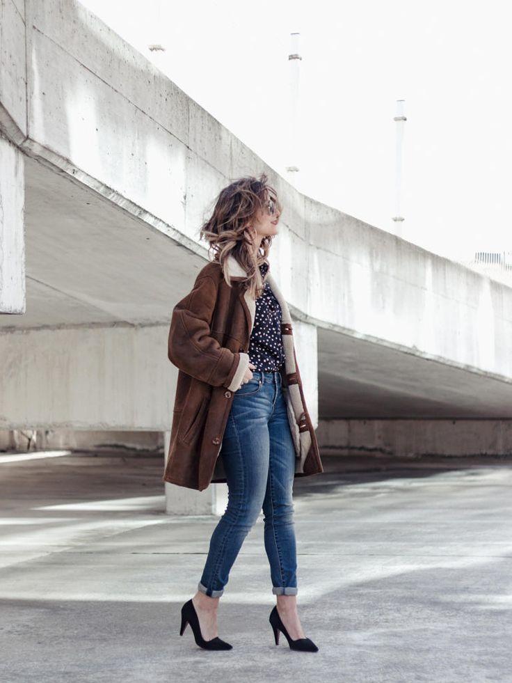 samivida-look-13-shirt-dots-ddpwoman-blazer-ss17-33 DDP WOMAN BLOUSE with dots. Sometimes, Chic girl ...