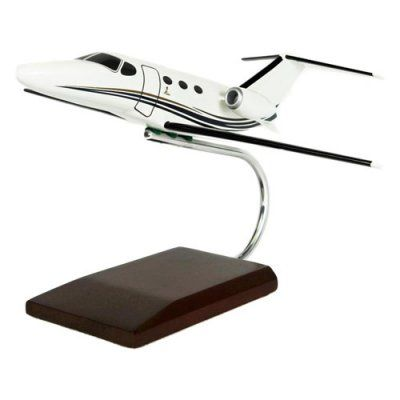 Daron Worldwide Cessna Citation Mustang Model Airplane - KCCM