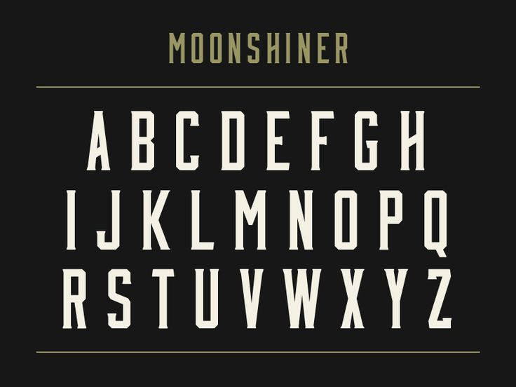 Moonshiner by Mattox Shuler  http://dribbble.com/shots/877205-Moonshiner-New-Free-Typeface