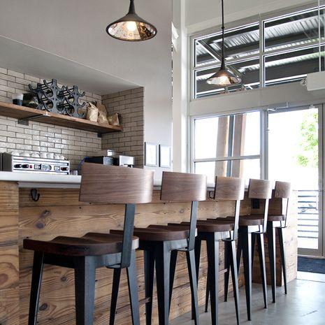 Swit Bakery Cafe Like these bar stools