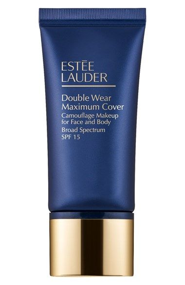 Estée Lauder 'Double Wear' Maximum Cover Camouflage Makeup for Face and Body SPF 15 available at #Nordstrom