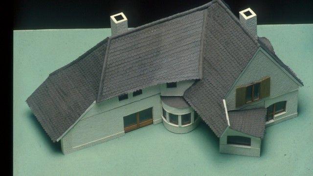 Hans Scharoun, Mohrmann House, Berlin-Litchenrade, 1939