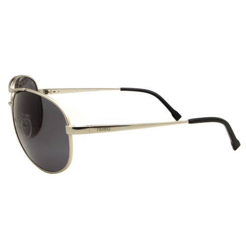 Nueu Mens Nueu 701 Aviator Sunglasses Silver Frame / The NU701 is an aviator style sunglass with sprung hinges active and adjustable nose pads. Perfect for guys and girls whatever their style.All Nueu sunglasses come with a hard case and microfibre cle http://www.comparestoreprices.co.uk/sunglasses/nueu-mens-nueu-701-aviator-sunglasses-silver-frame-.asp