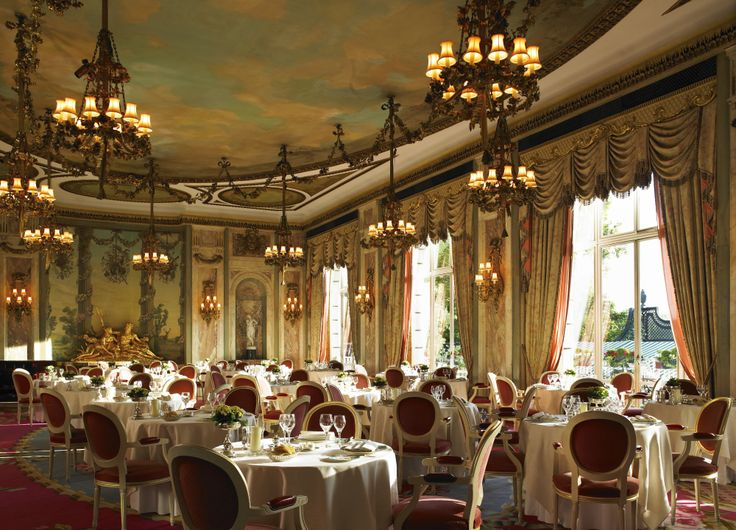 The Ritz Restaurant Is Considered Most Beautiful Hotel Dining Room In World