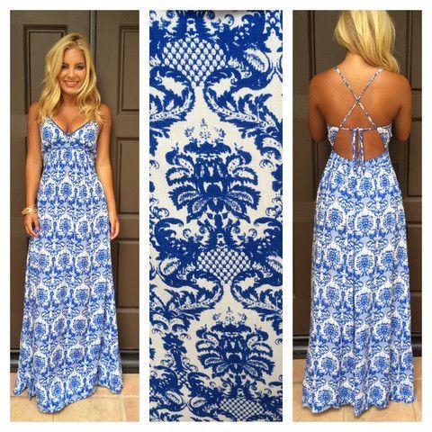Unique Maxi Dresses Online Store - Women's Long Maxi Dresses   Dainty Hooligan Boutique: