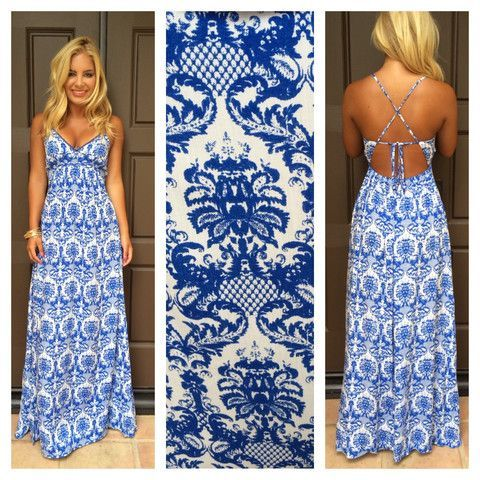25  best ideas about Long maxi dresses on Pinterest | Summer maxi ...