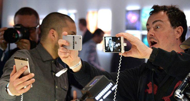Huawei ya es la firma más valiosa de China y avanza más rápido que Apple -- Foto: Getty