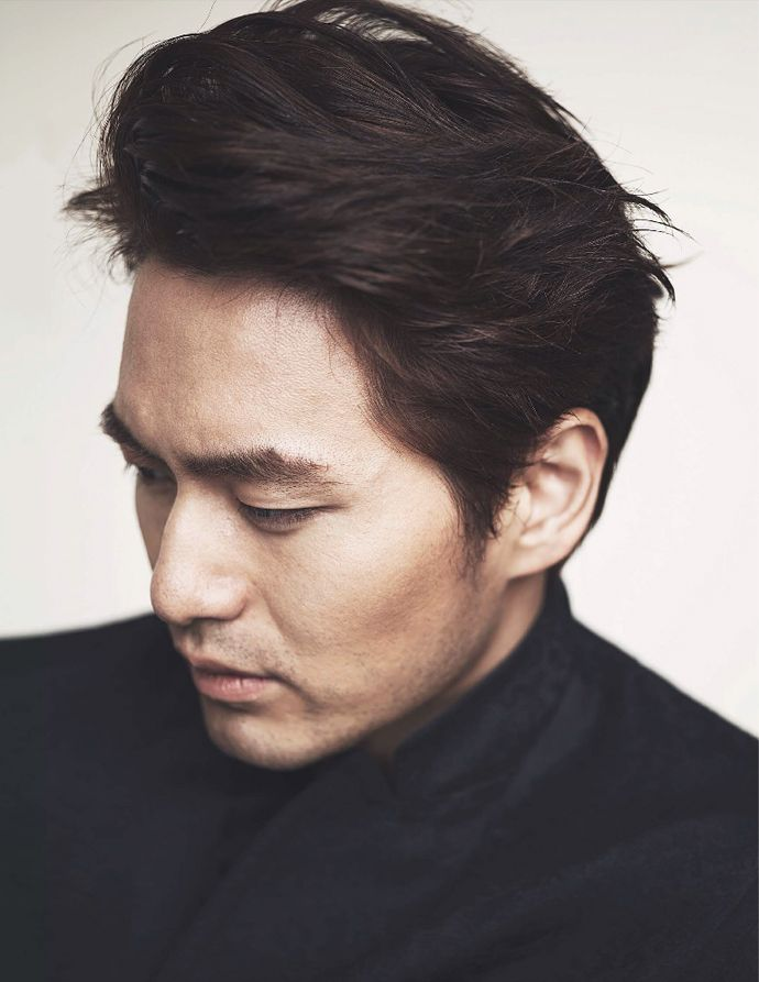 Lee Jin Wook - Elle Magazine May Issue '14