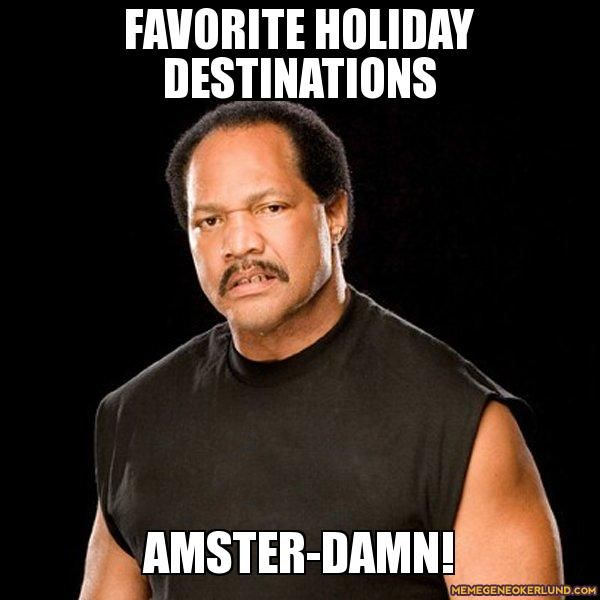 Wrestling Memes | ... Ron Simmons Damn! | Meme Gene Okerlund - WWE Wrestling Meme Generator