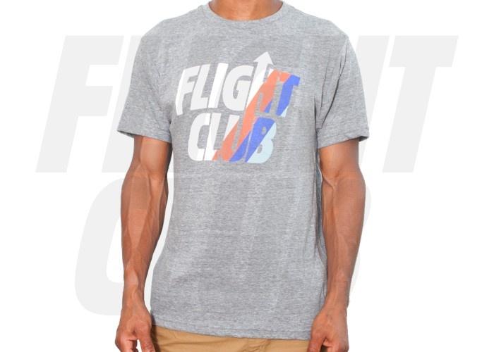 flight club fcny racing stripe tee