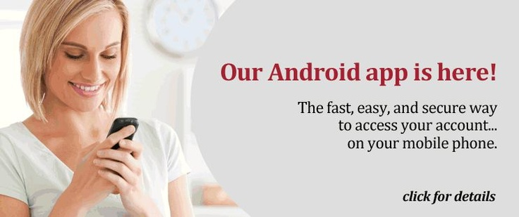 Our Android App is Here! Search ABECU in GooglePlay to download today. Click for more information! #Andriod #driod