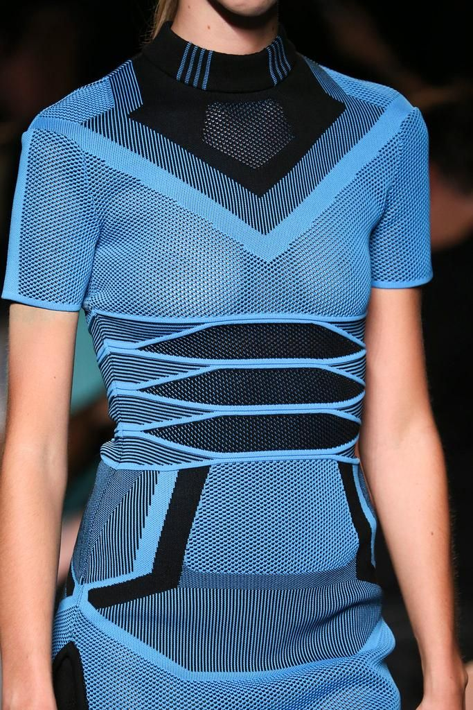 Alexander Wang Spring 2015 Ready-to-Wear - Collection - Gallery - Look 43 - Style.com